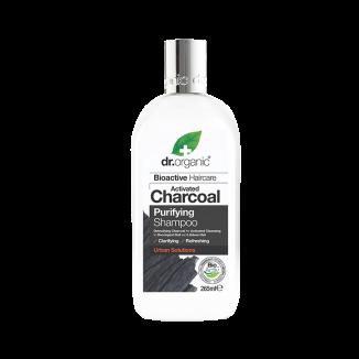 Dr Organics Charcoal Shampoo