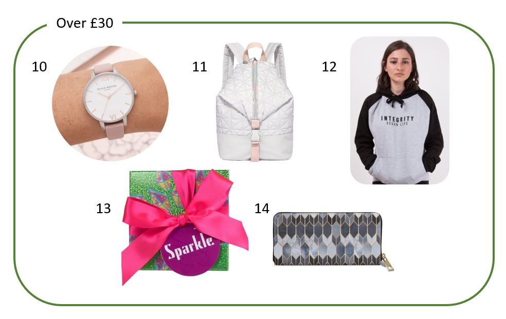 Over £30 - Vegan Gifts