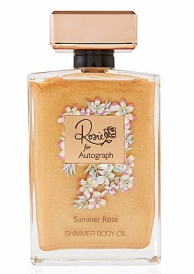 Rosie - Shimmer Body Oil