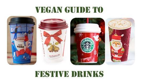 Vegan Guide to Festive Drinks
